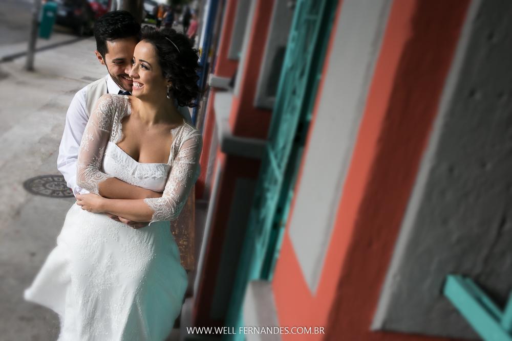 abraço dos noivos
