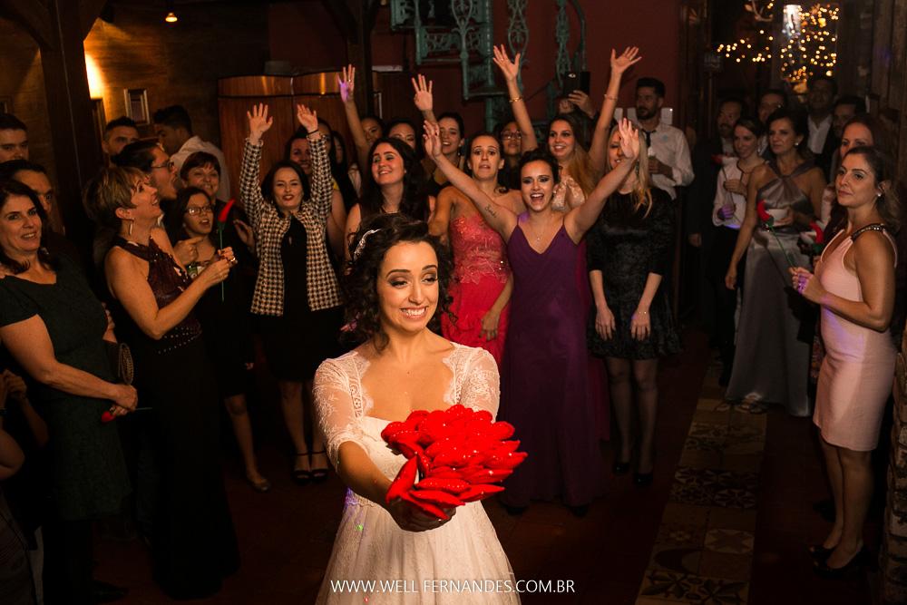 momento do bouquet