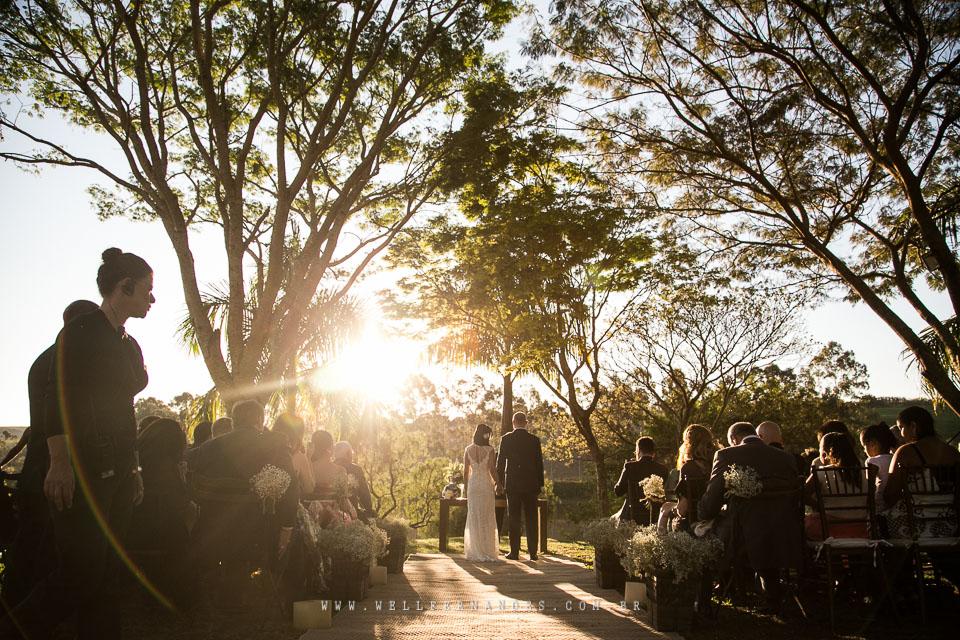 Casamento na fazenda - Casar de dia