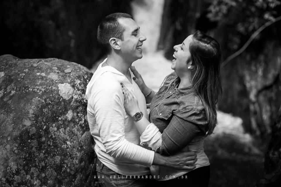 Ensaio de casal em Campos do Jordão