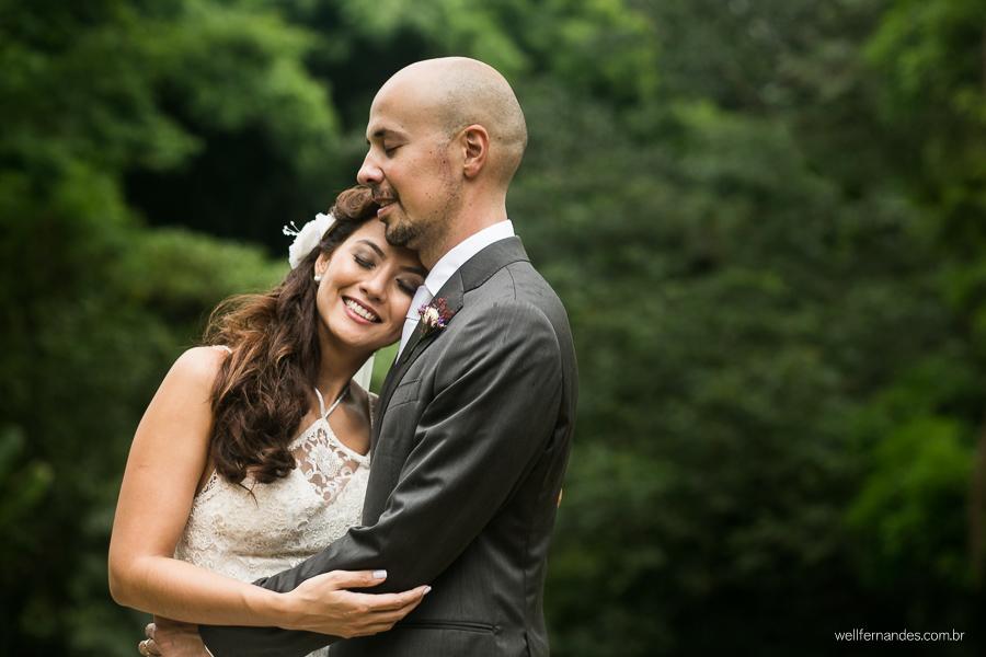 Fotos de casamento rústico