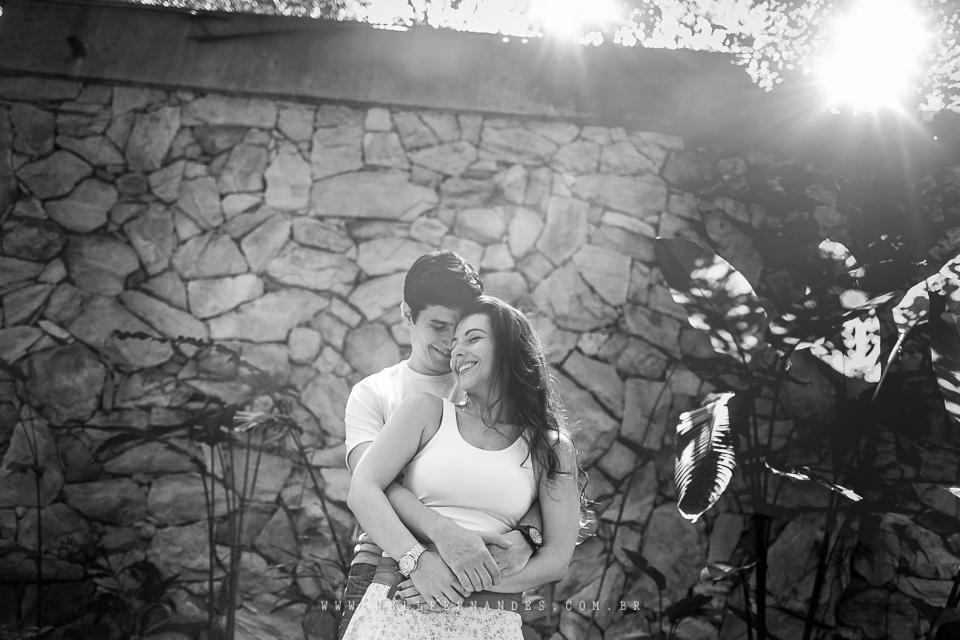 Pré Wedding em parque