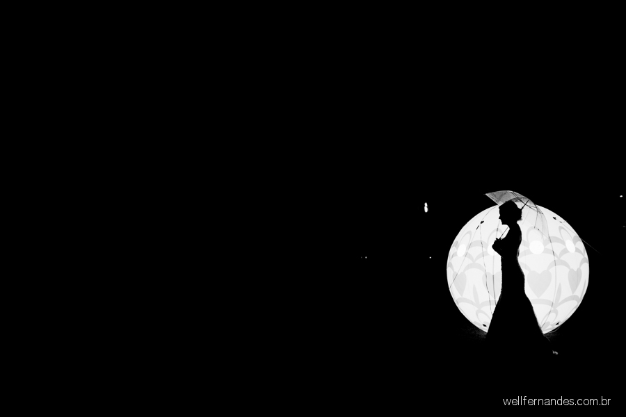 Fotos de casamento ao ar livre