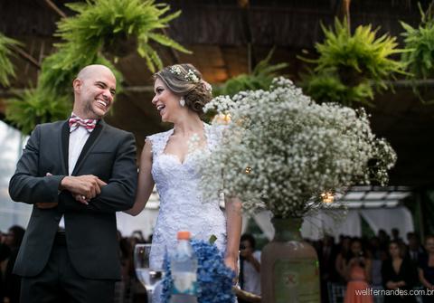 Casamentos de Kethelyn + Rodrigo
