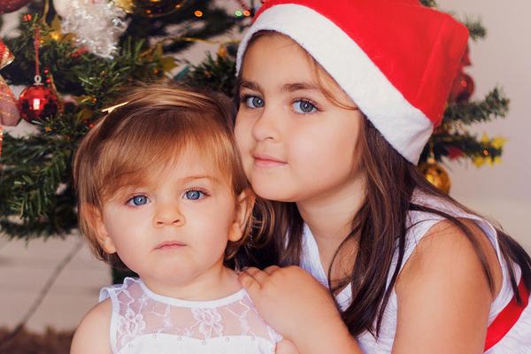 Ensaios de ENSAIO DE NATAL - Helena e Sofia