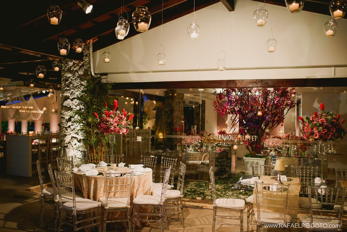 Decoração do casamento de Priscila e Vitor, Green House Buffet, Ilha do Governador, Rio de Janeiro/RJ