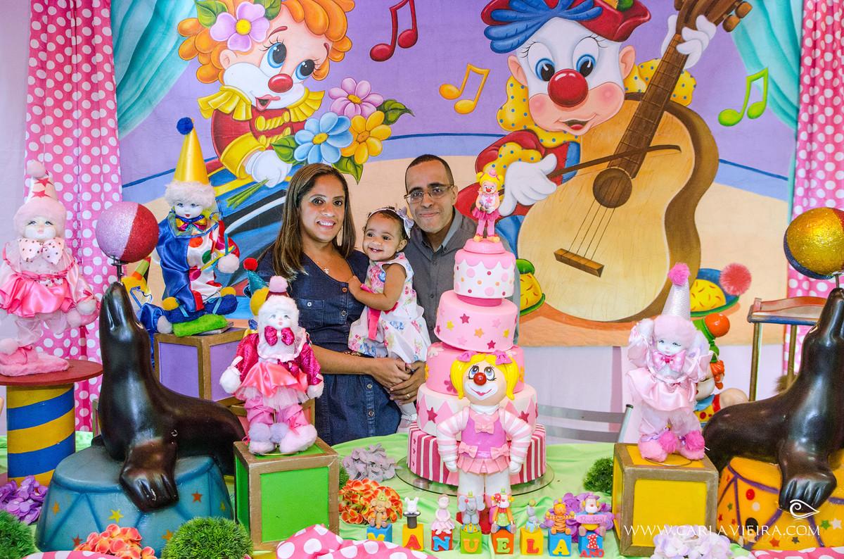 Festa Infantil; circo; tema circo; fotografia de família; Carla Vieira Fotografia