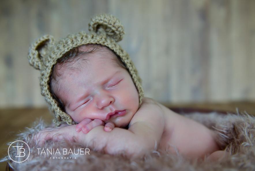 Fotografia Newborn São Bento do Sul SC Fotografa Tania Bauer
