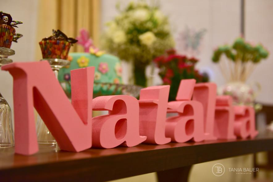 Foto de Natália 1 Ano
