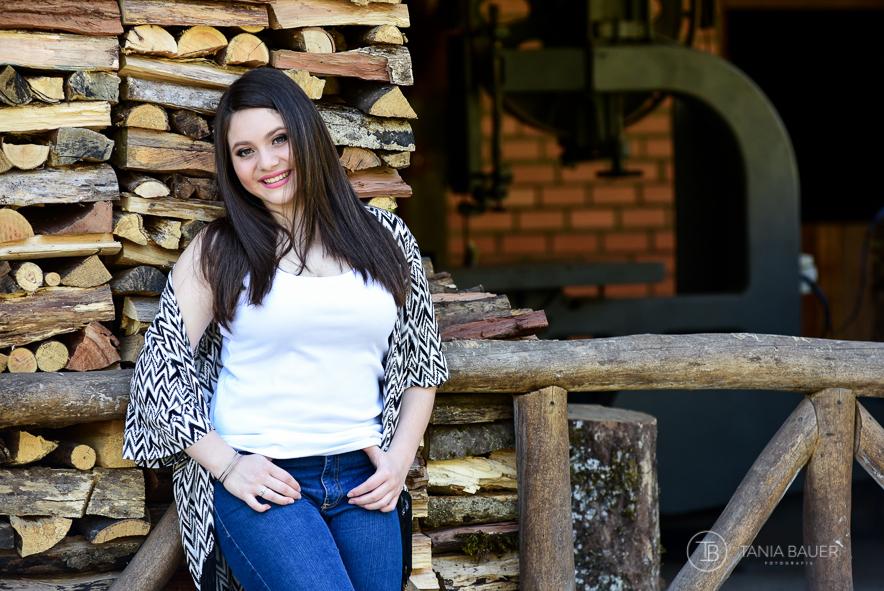 Fotografia 15 anos - São Bento do Sul, Rio Negrinho, Campo Alegre, Joinville,Itajaí - Fotografa Tania Bauer