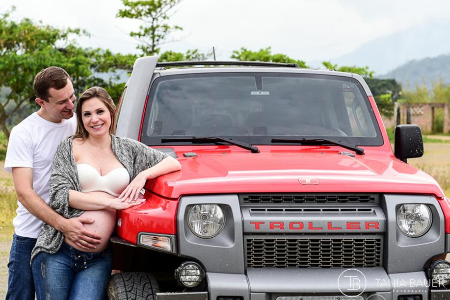 Fotografia de Gestante - Corupá, Rio Negrinho, São Bento do Sul, Campo Alegre, Joinville,Itajaí - Fotografa Tania Baue