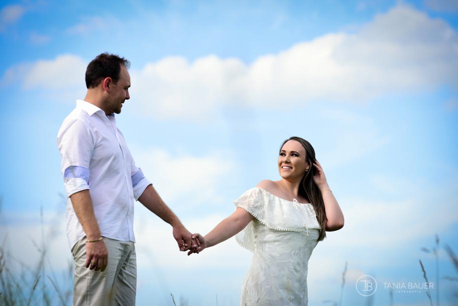 Ensaio noivos - São Bento do Sul - Fotografa Tania Bauer