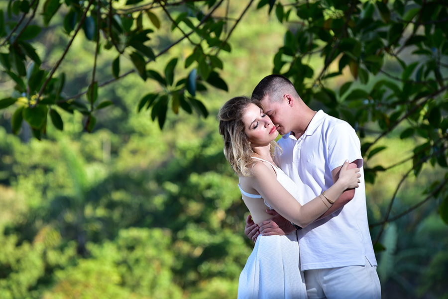 Foto de Ana e Diogo
