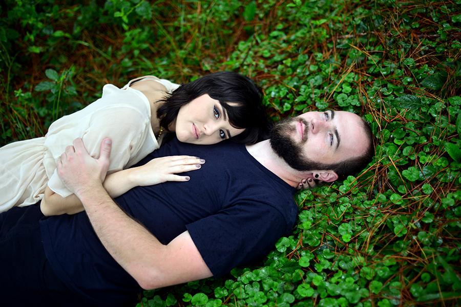 Foto de Jessica e Jonathan