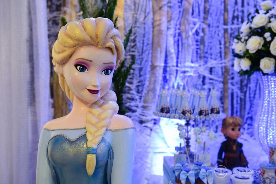 Foto de Festa Frozen - Classic Buffet e Eventos