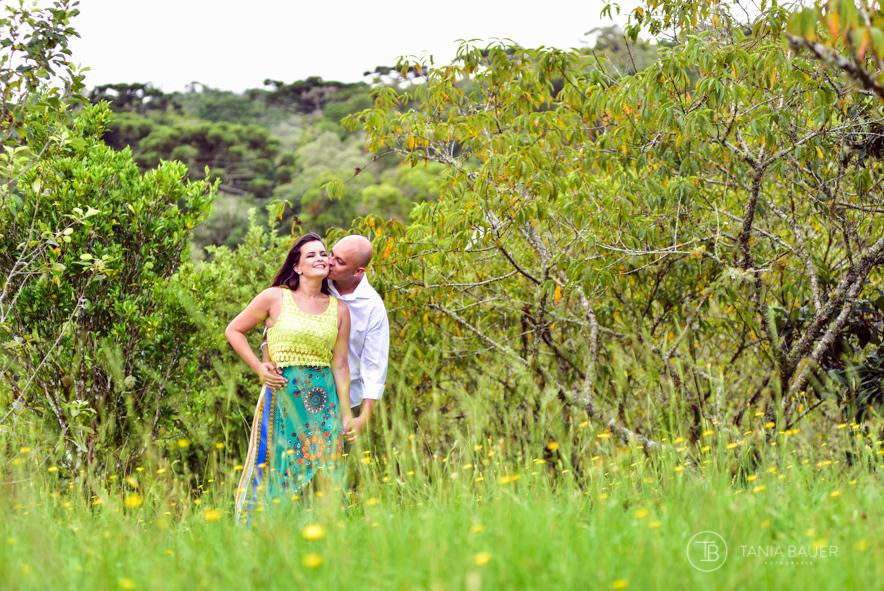 Ensaio Camila e Anderson - por Tania Bauer