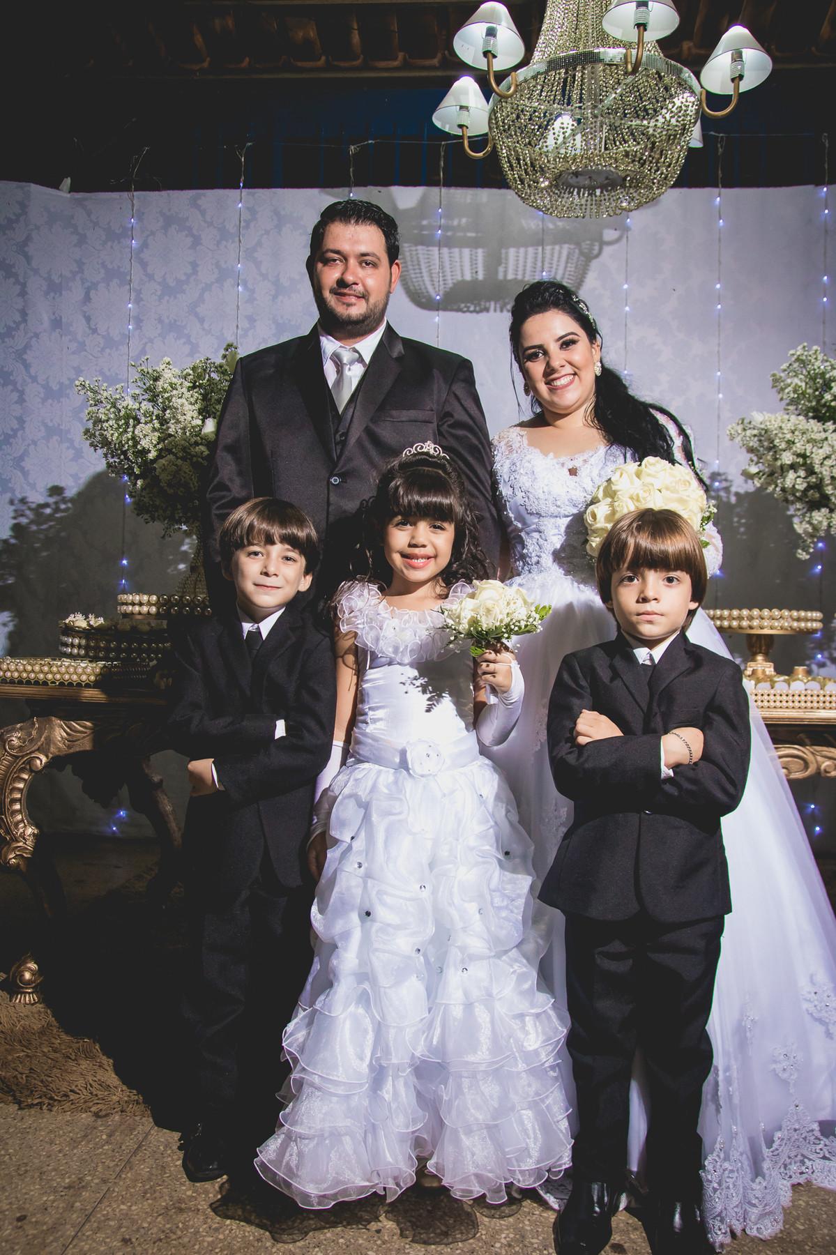 Casamento Deyse e Murilo Formoso - GO