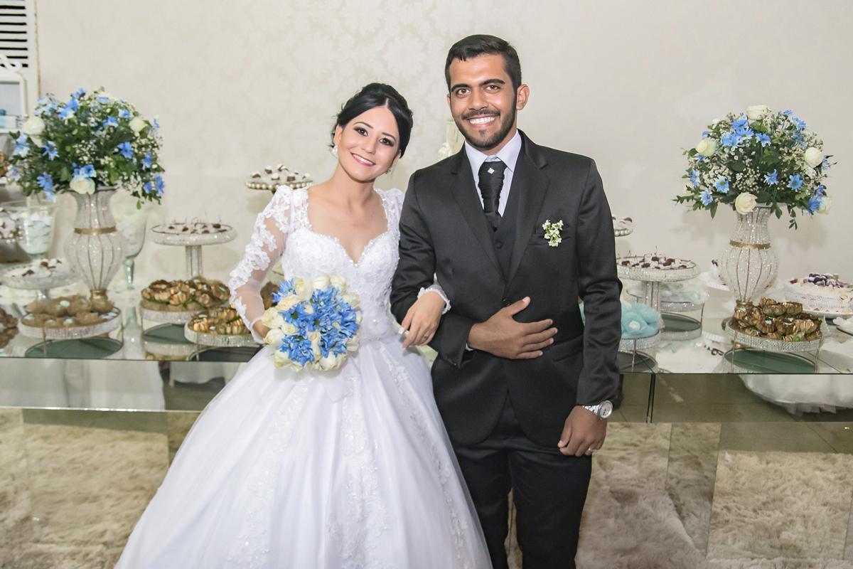 Casamento Thyelly e Gustavo Minaçu - GO