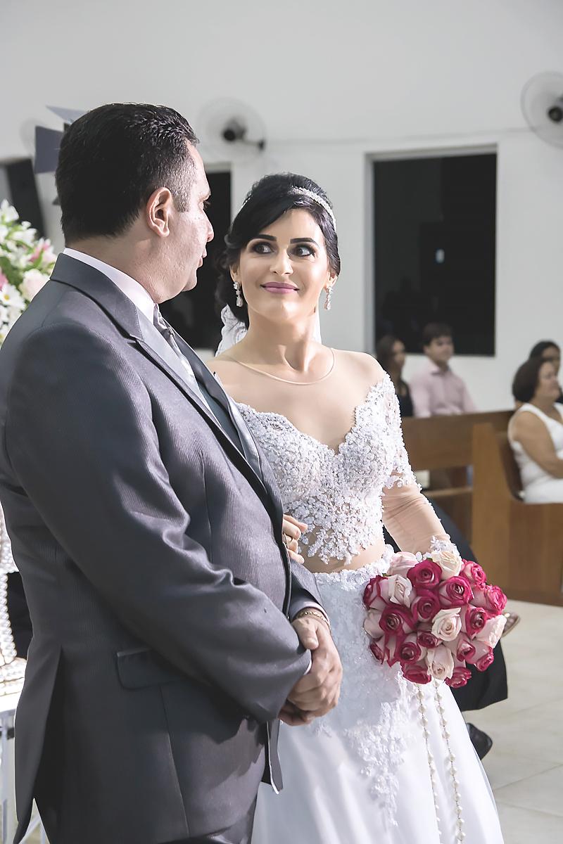 Casamento Glênia e Fernando - Fotografia - Campinaçu Goiás