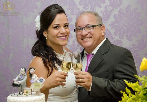 Casamentos de Edinaldo & Tamara
