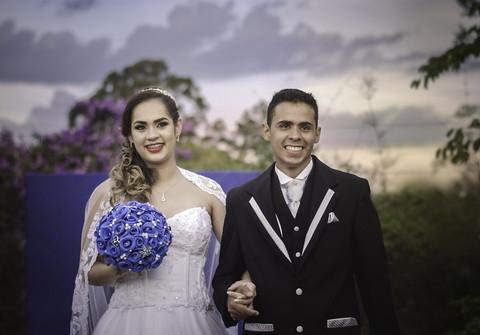 Casamentos de Edson & Simone