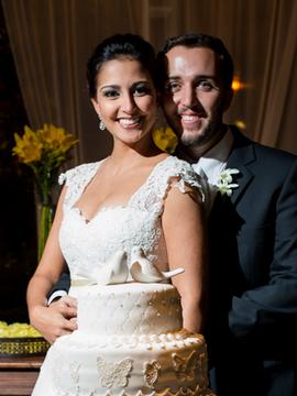 Casamentos de Michelle E Felipe em Capela Santa Ignez