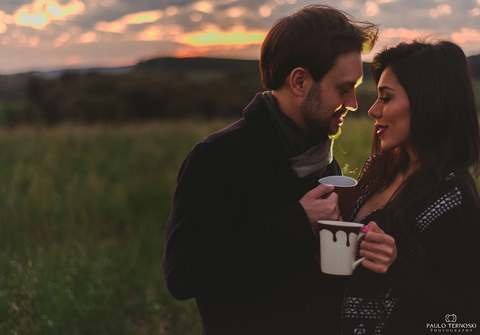 Ensaio Pré Casamento de Pré Casamento| Carol e Guilherme