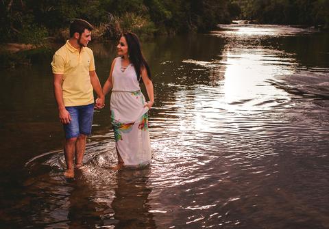 Ensaio Pré Casamento de Pré Casamento| Janaina e Vinicius