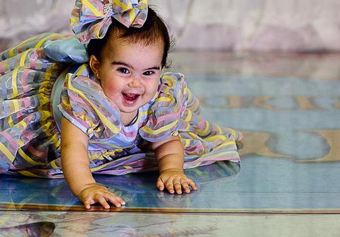 Infantil de Maria Clara - 1 ano
