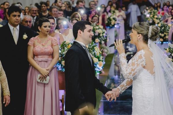 Casamentos de Viviane e Luan