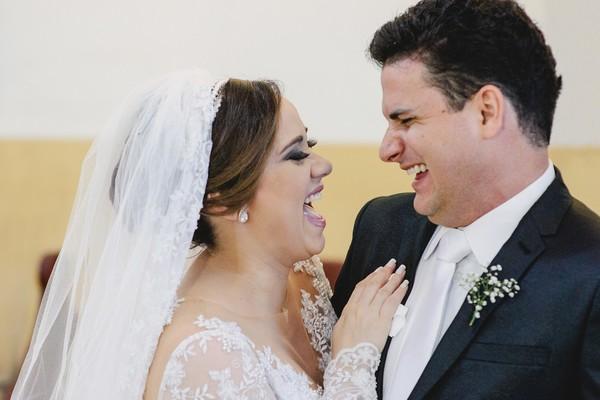 Casamentos de Carla e Thiago