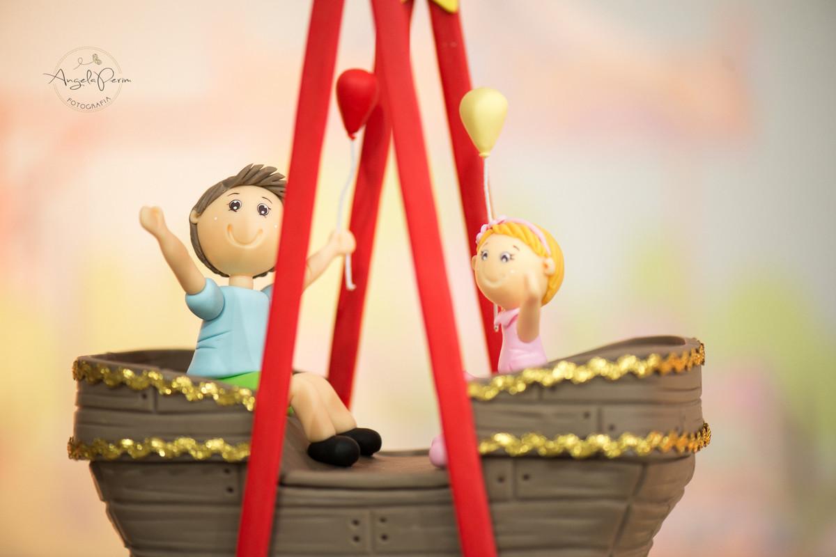 Aniversário 1 aninho Maria Alice e 4 anos Miguel  - Vamos brincar no parque