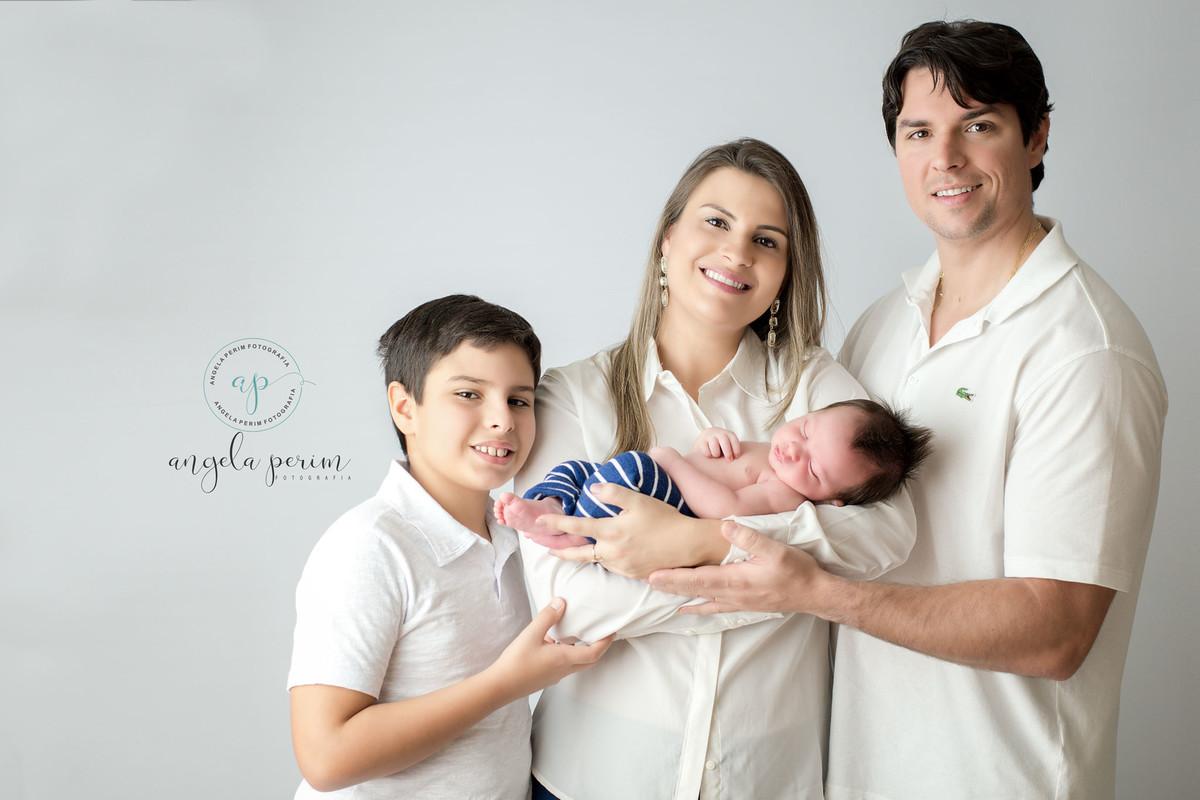 Newborn Família Daniel 13 dias