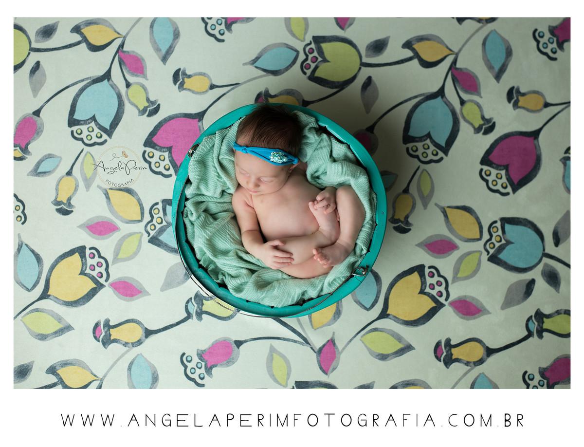 Newborn Helena - 13 dias - uma verdadeira princesinha