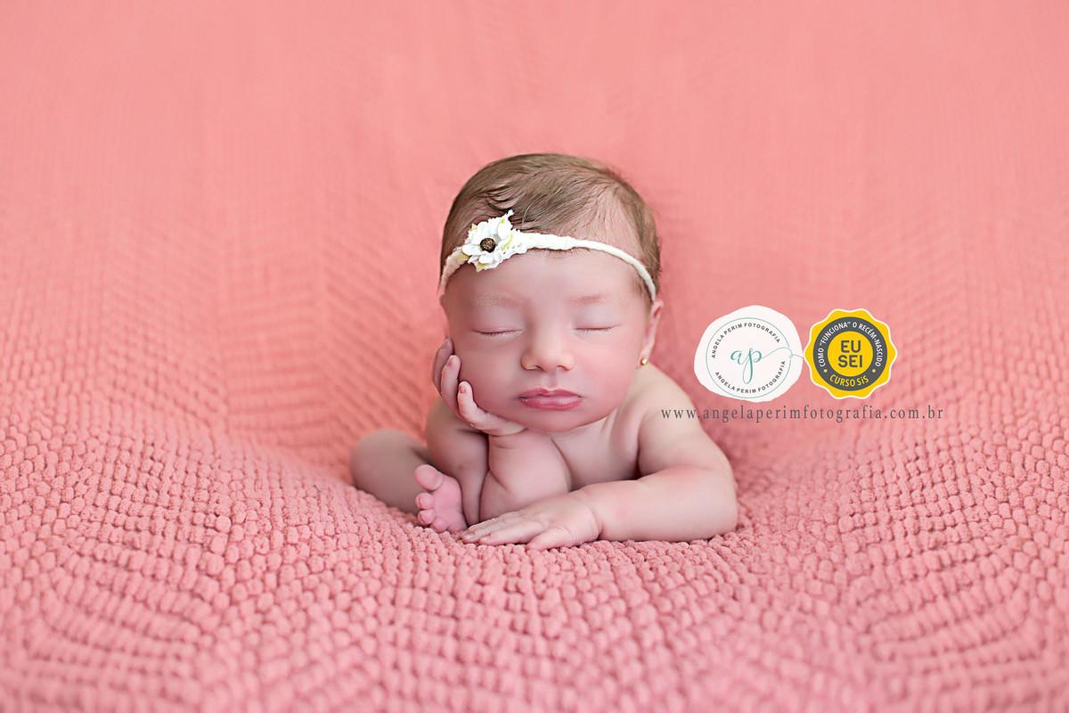 Newborn Luiza - 11 dias