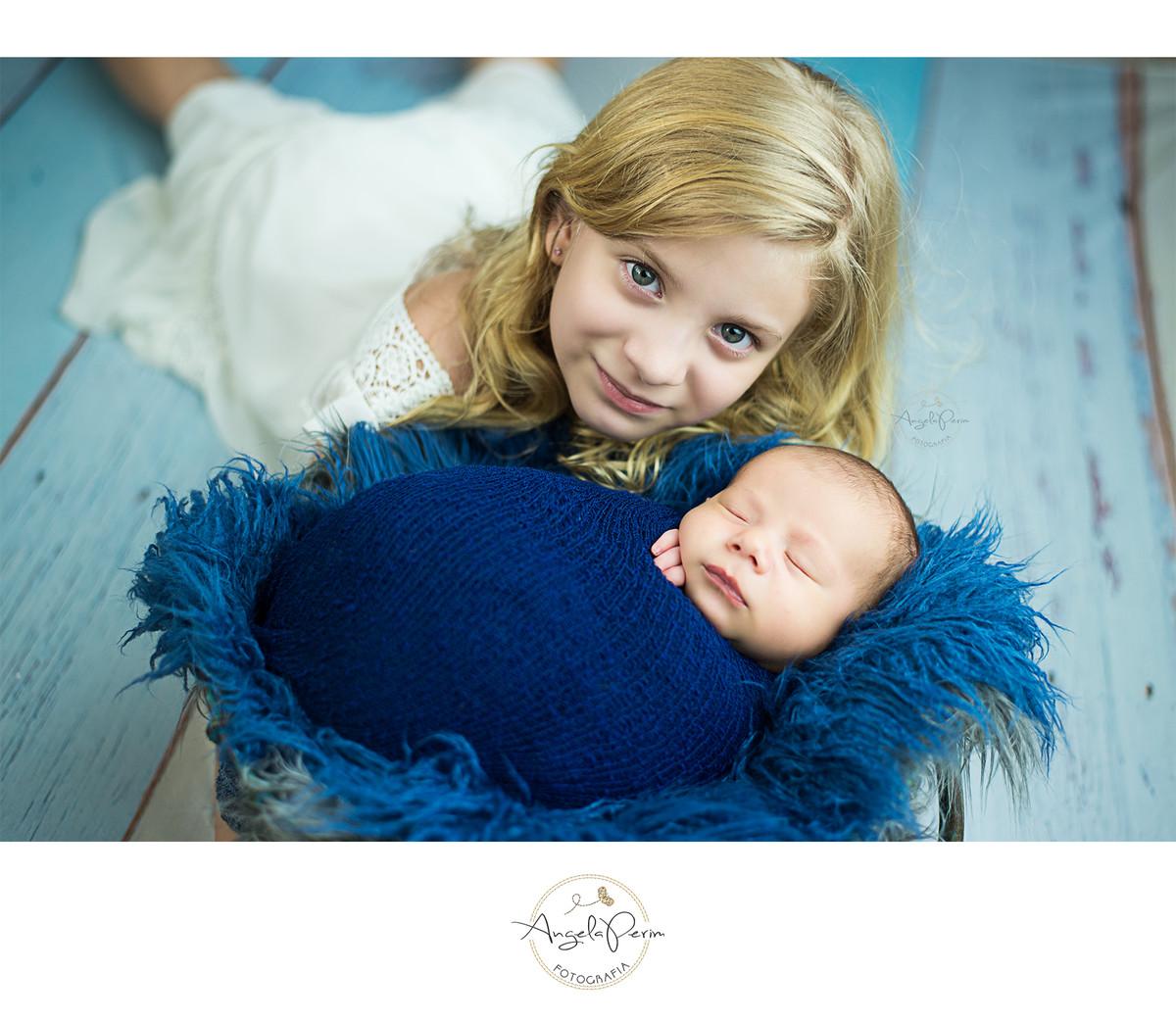 Newborn Miguel - 29 dias