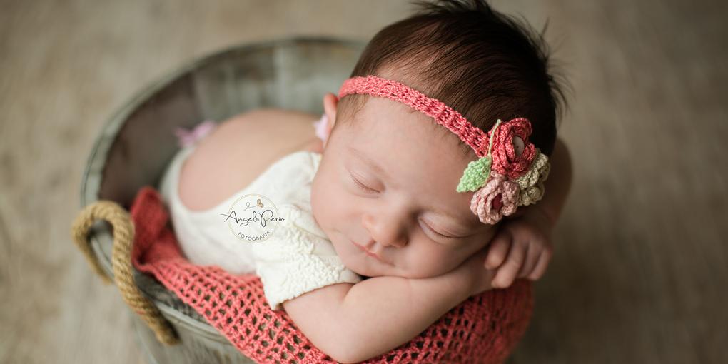 Newborn de Helena em Vitória - ES
