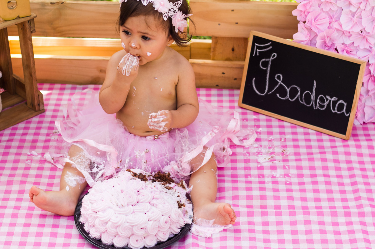 ensaio infantil, smash the cake, smash the cake menina, joinville, fotografia infantil, bolo de smash the cake