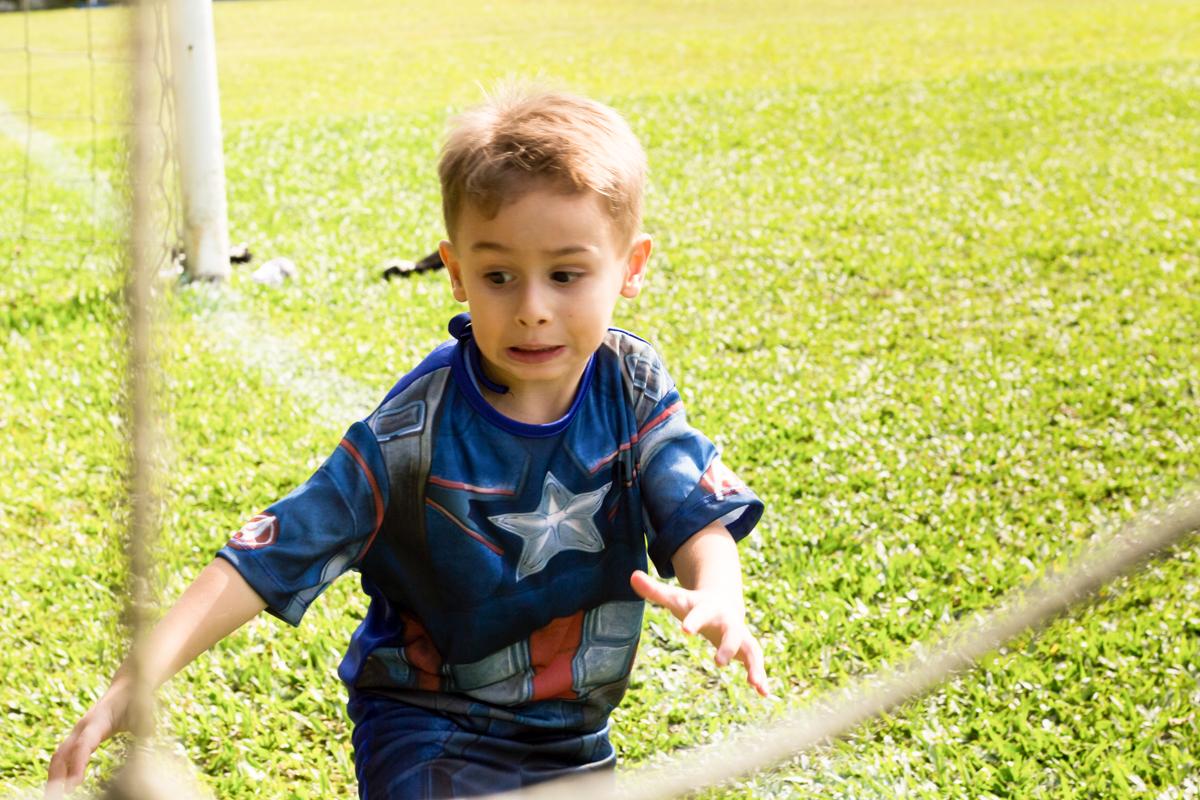 Foto de Víctor 5 Anos