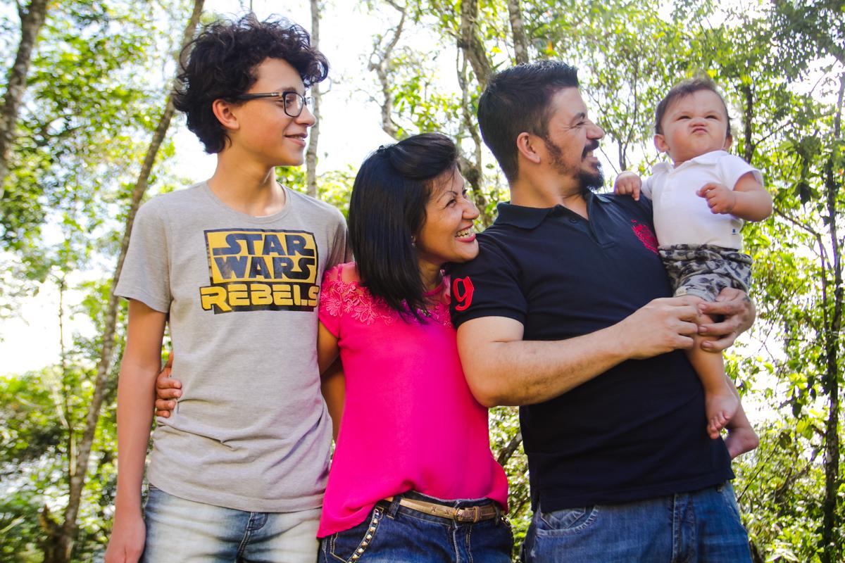 Foto de Ensaio Família Alves