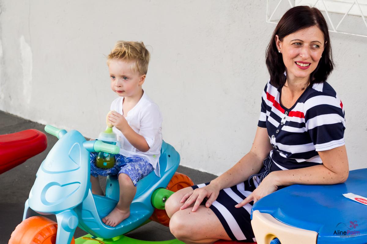 mamãe e bebê, 2 anos, festa infantil