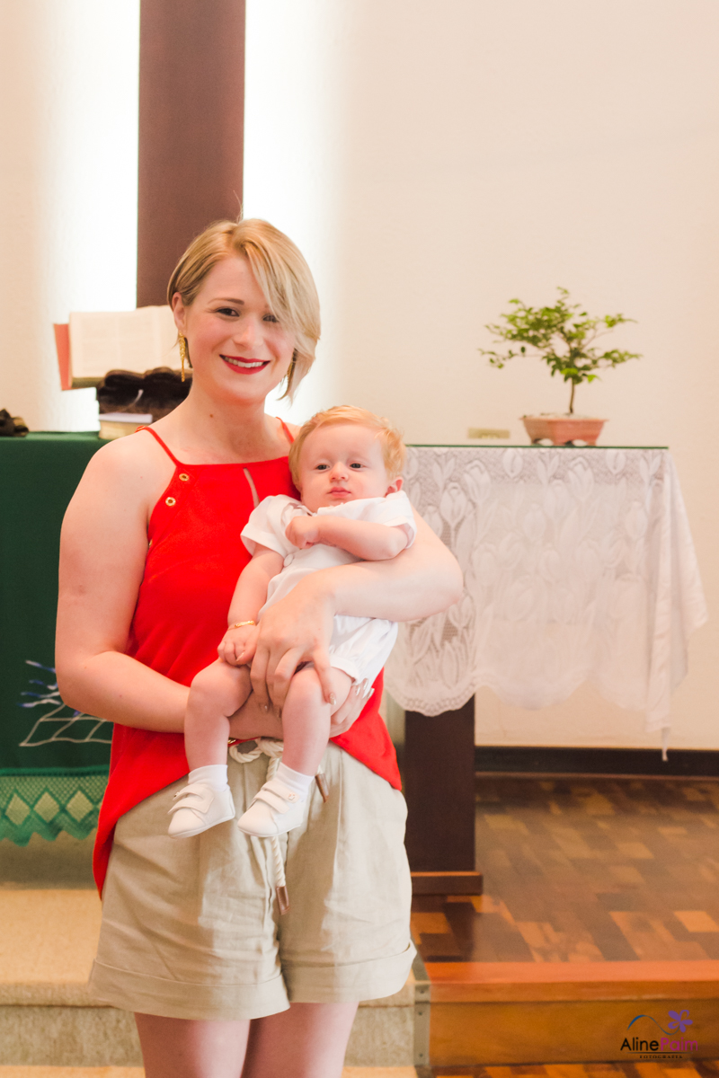 fotografo batizado joinville, fotografo de familia, mamãe