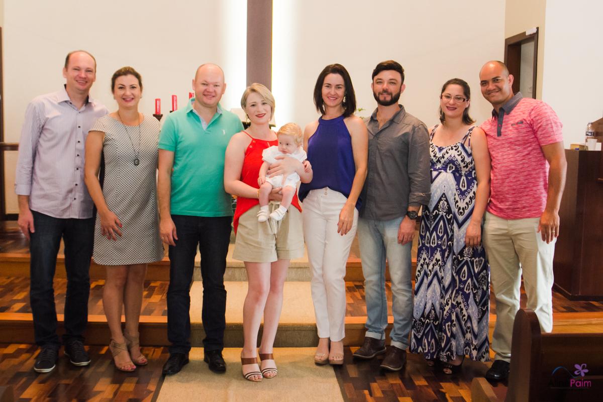 fotografo batizado joinville, fotografo de familia, padrinhos