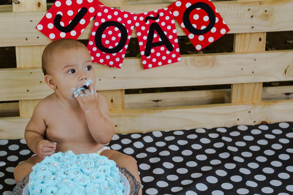 smash the cake, joinville, aline paim fotografia, ensaio bebê, ensaio externo com bolo, fotografo em joinville