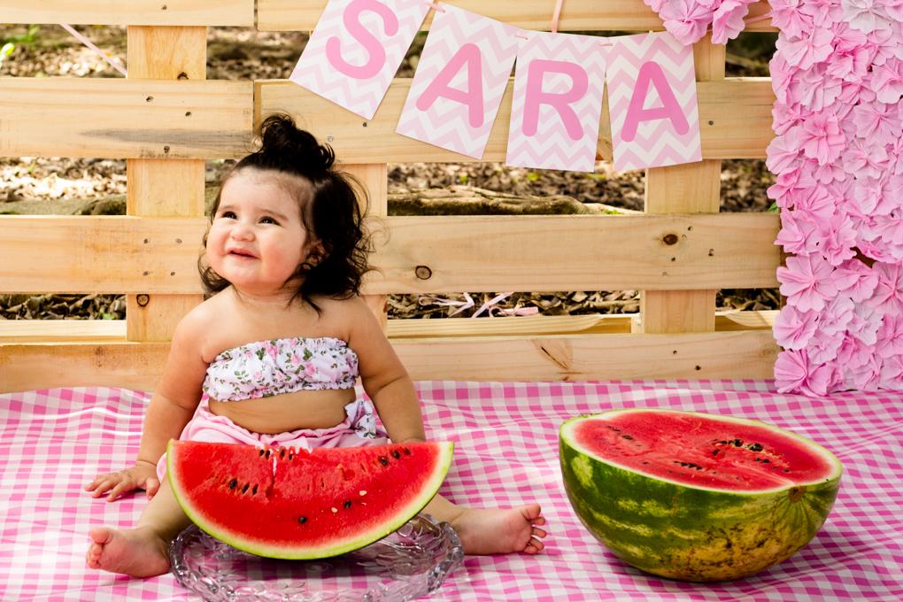 Ensaio Smash The Fruit, aline paim fotografia, ensaio externo, fotografia de familia, fotografo em joinville,ensaio com melancia