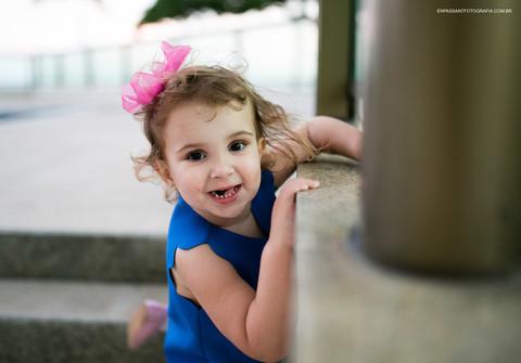 Aniversários de Maria Luiza - 3 anos
