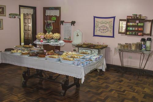 Sobre Casarão Café Colonial