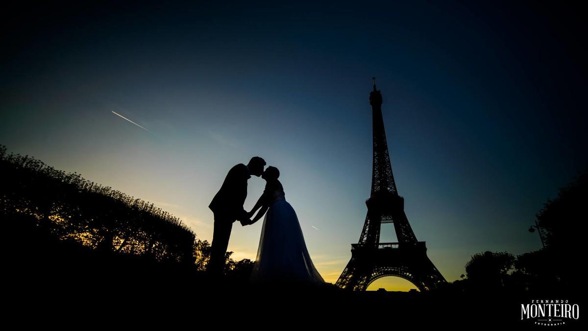 Foto de Lua de Mel em Paris
