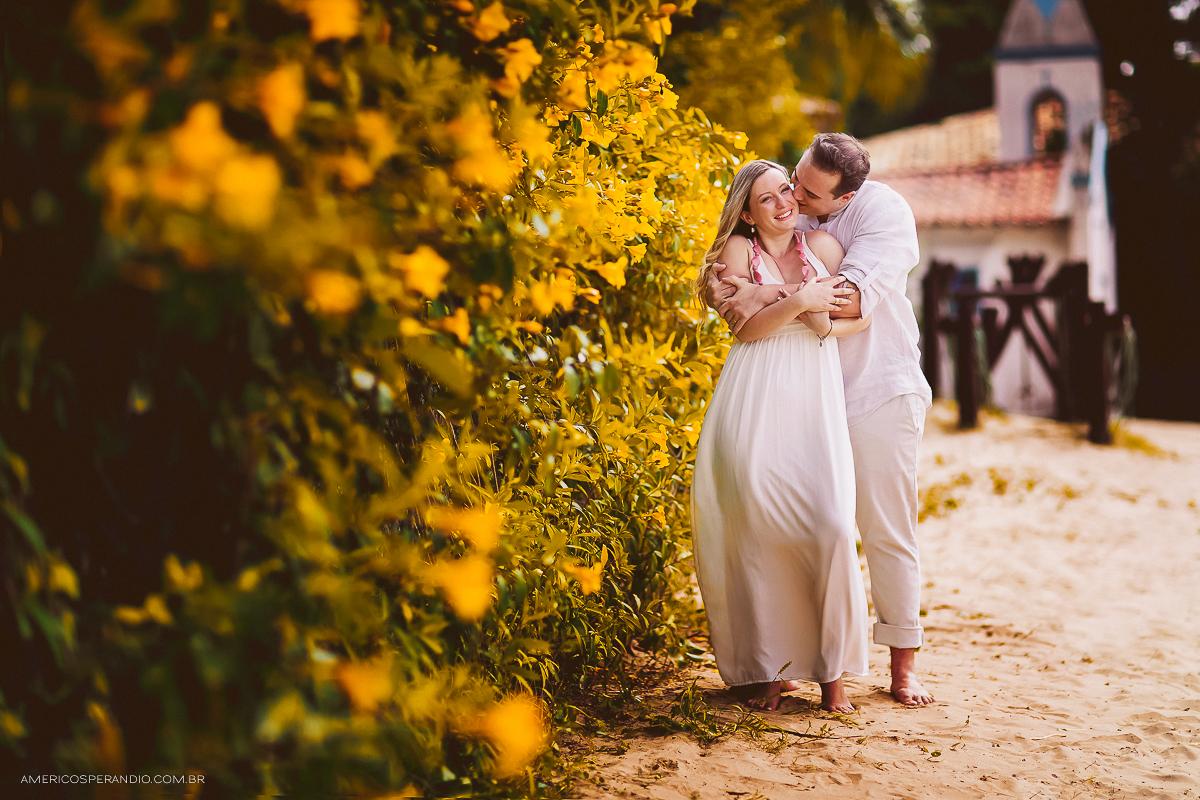 ensaio pré casamento na praia ilha bela são paulo