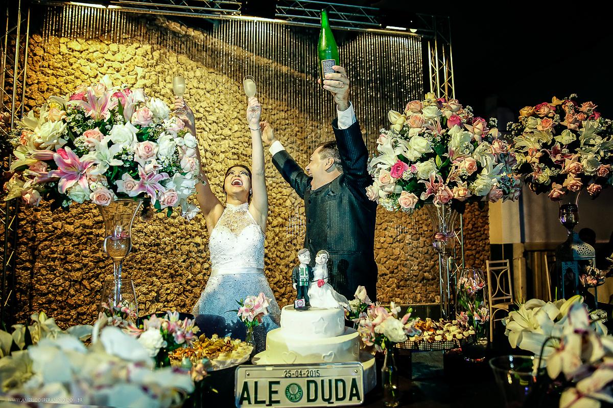 Foto de Alê e Duda